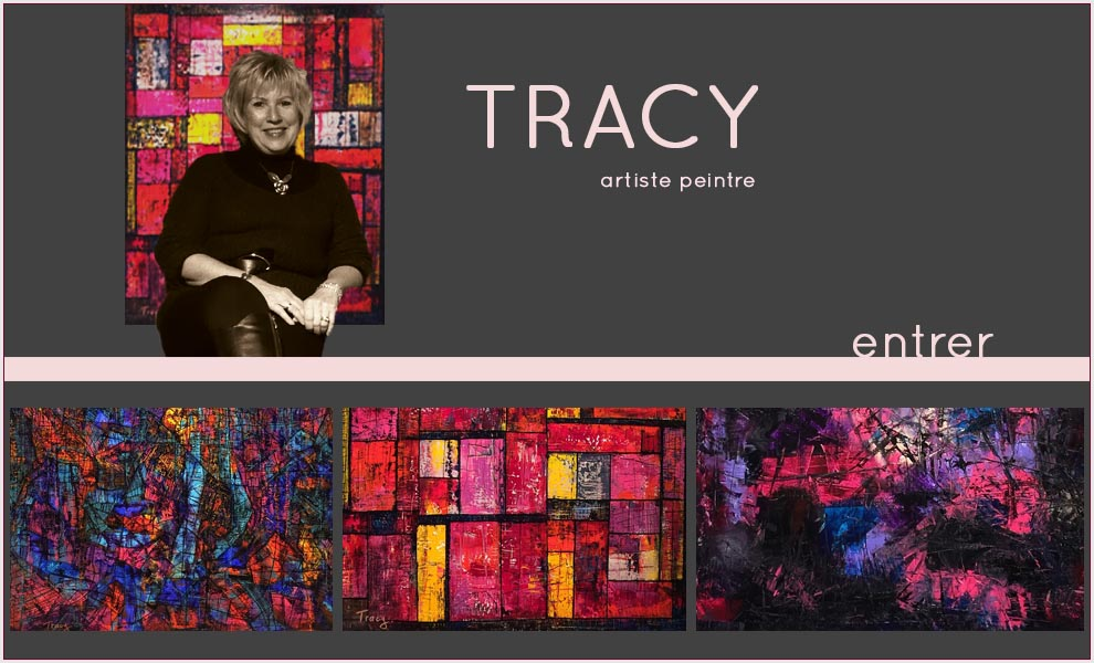 Tracy - artiste peintre